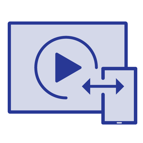Video and sound streaming solutions